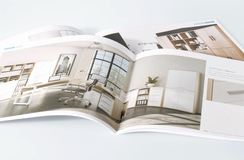 OPUS-Marketing-News-MAJA-Moebel-Marken-Relaunch-Produktbroschüren-Beispielseite