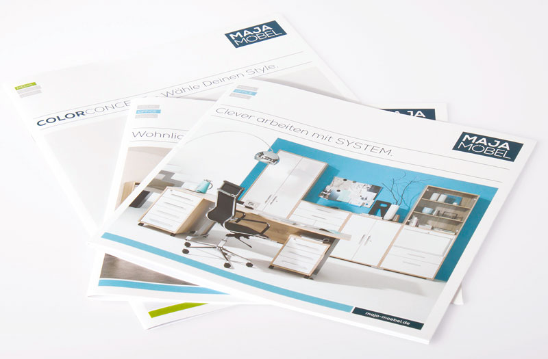 OPUS-Marketing-News-MAJA-Moebel-Marken-Relaunch-Produktbroschüren
