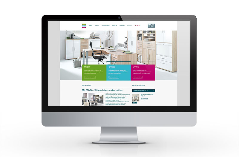 OPUS-Marketing-News-MAJA-Moebel-Marken-Relaunch-Website