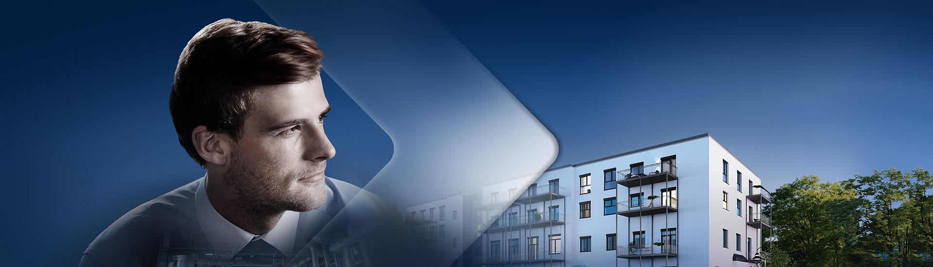 Key Visual Niersberger Wohn- und Anlagenbau