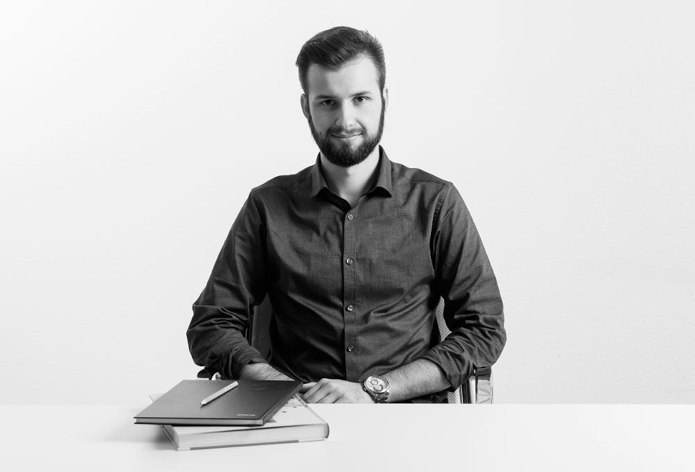 Michael Müller | Auszubildender Kreation