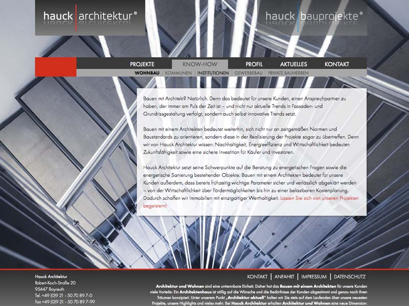 OPUS-Marketing-News-Hauck-Markenkonzeption-Website-Wohnbau-Know-how