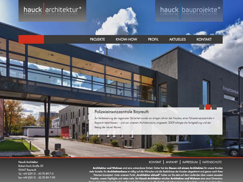 OPUS-Marketing-News-Hauck-Markenkonzeption-Website-Wohnbau-Landingpage