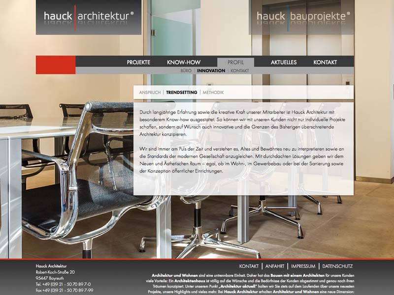 OPUS-Marketing-News-Hauck-Markenkonzeption-Website-Wohnbau-Profil