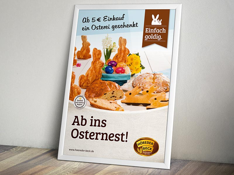 OPUS-Marketing-News-Hoereder-Beck-Fotoshooting-Ostern-Plakat