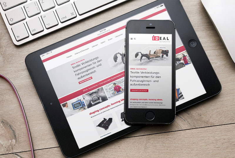 OPUS-Marketing-News-IDEAL-Automotive-Website