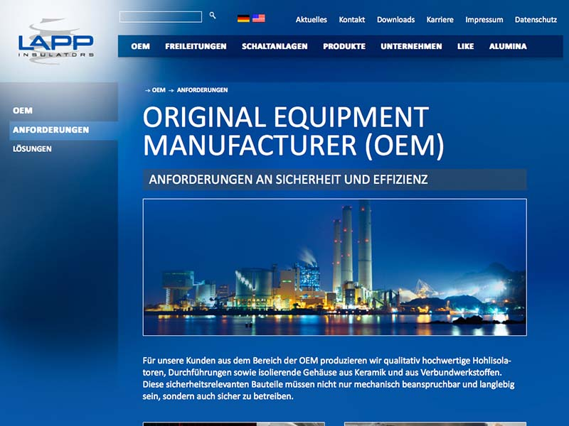 OPUS-Marketing-News-LAPP-Insulators-Website-OEM