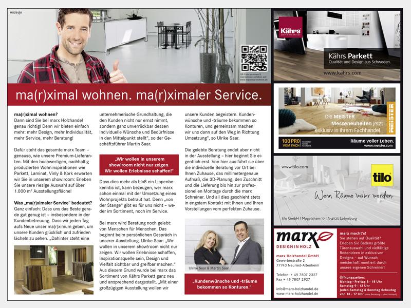 OPUS-Marketing-News-Marx-Holzhandel-Kampagne-Kollektivanzeige