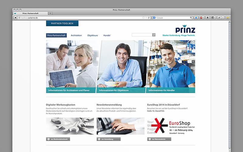 OPUS-Marketing-News-Prinz-Partner-Toolbox-Prinz-Landingpage