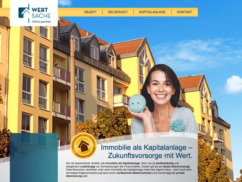 OPUS-Marketing-News-Projekt-Bauart-Immobilien-Website-Wertsache-Landingpage