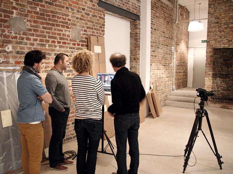 OPUS-Marketing-News-kuhnle&knödler-Hund-Fotoshooting-Team