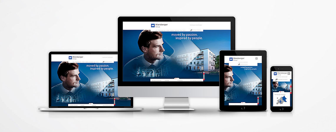 Website | Niersberger Group