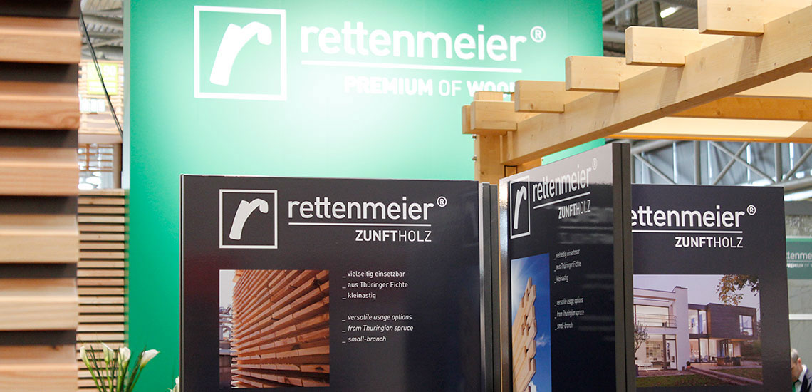 Messestand | Rettenmeier