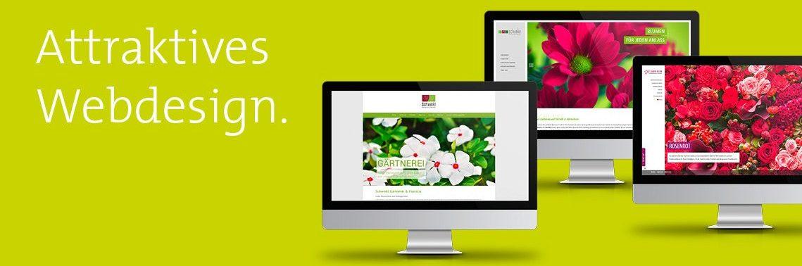 Online Partner Service Grüne Branche