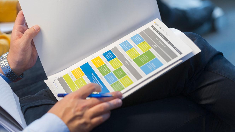 OPUS Marketing / Leistungen / Event / Eventdurchführung / Novartis / Programm