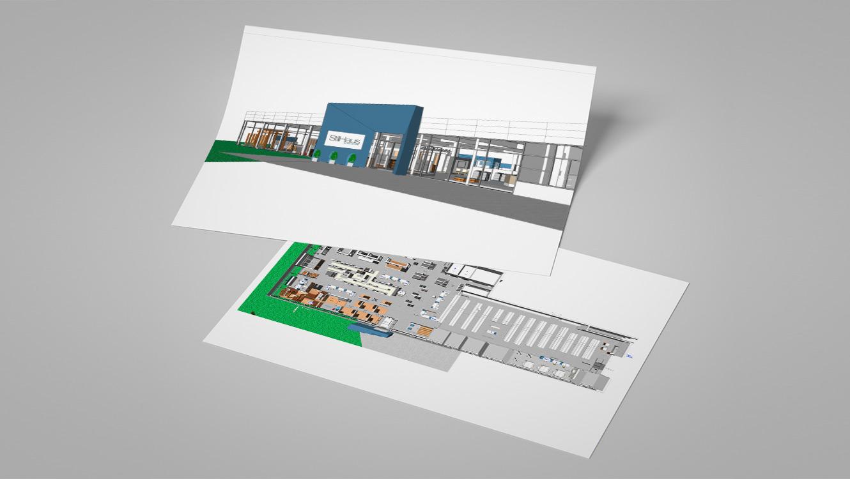 OPUS Marketing / Leistungen / Standort / Ausstellungsplanung / Schierer / Stilhaus