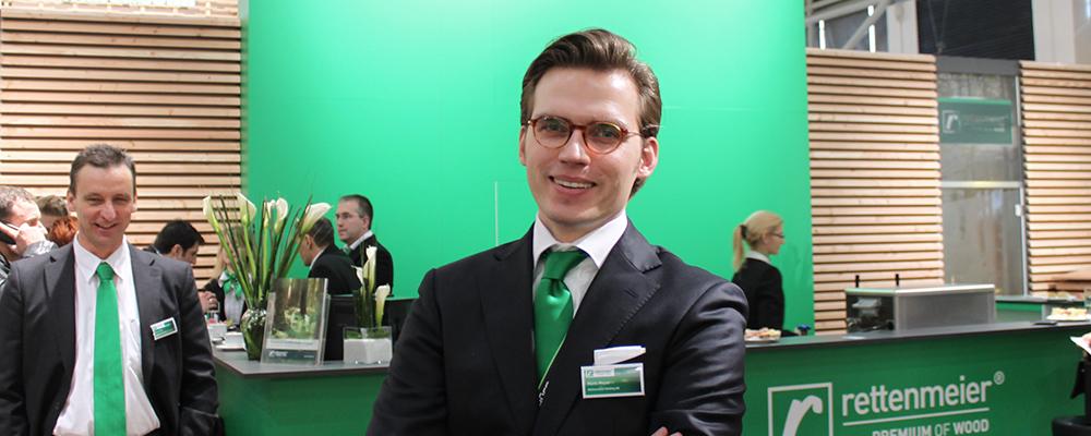 Malte Meyer, Rettenmeier Holding AG