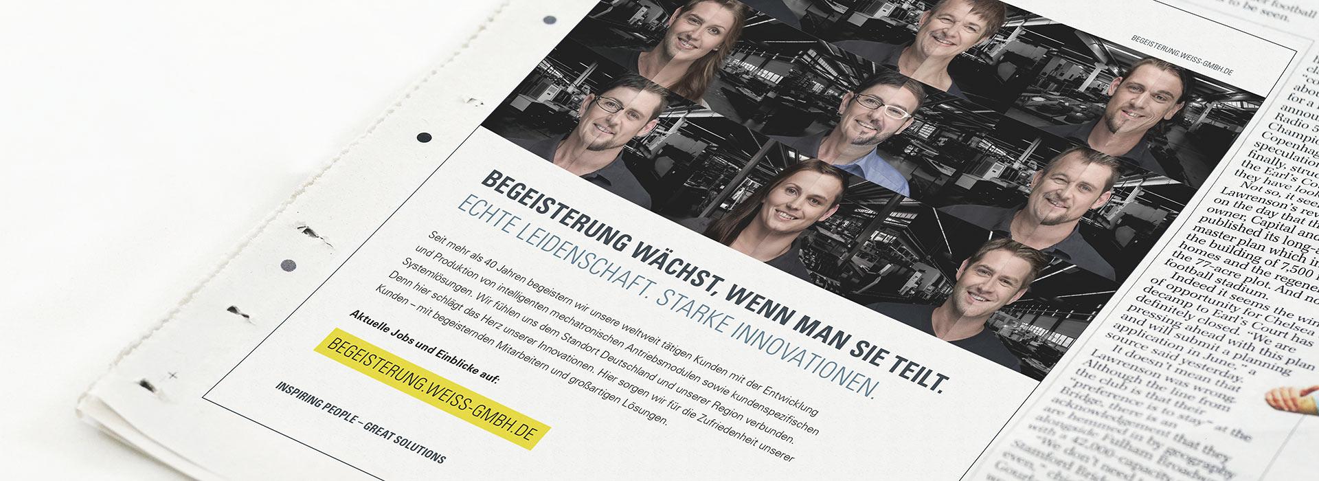 Employer Branding / WEISS