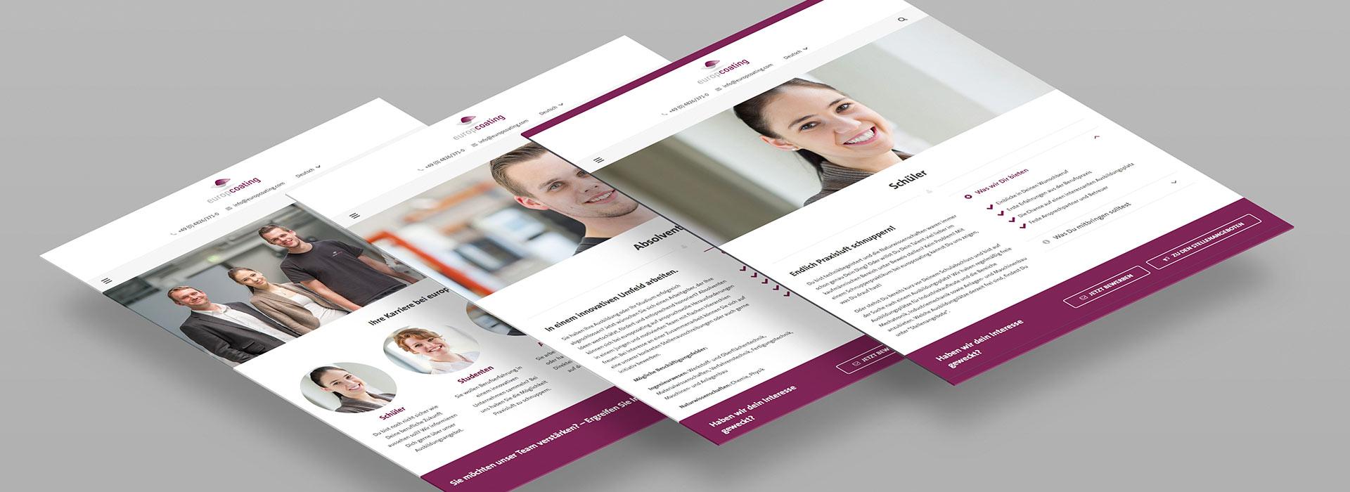 Employer Branding / europcoating