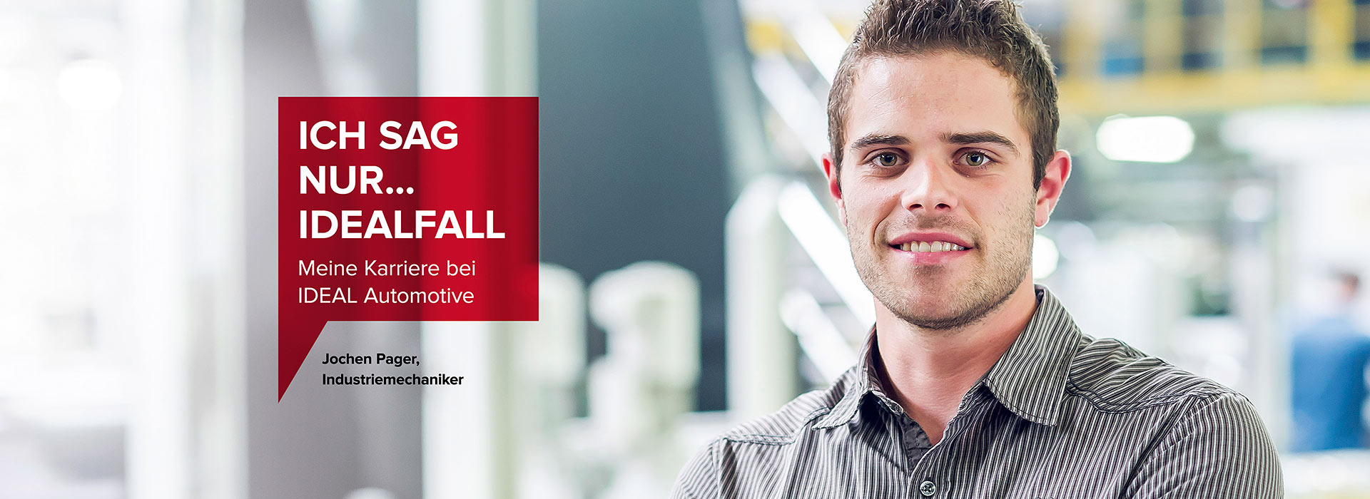 Employer Branding / IDEAL Automotive