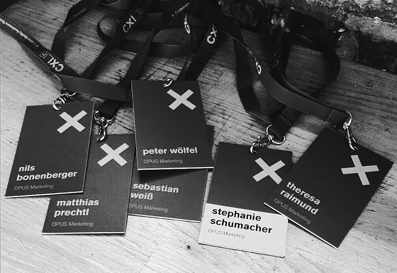 OPUS-Marketing-News-CXI-Konferenz-Lanyards