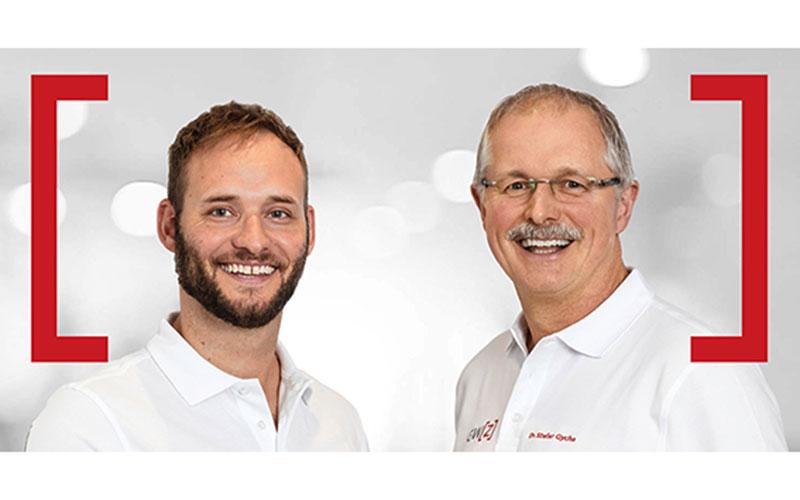 Dr. Nico Petterich und Dr. Stefan Gycha – GWZ Bayreuth