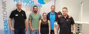 PR Betreuung durch OPUS Marketing für Ronny Schöniger und Endolite Deutschland