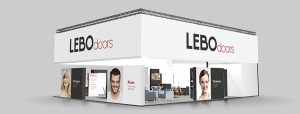 LEBO Messestand – Planung OPUS Marketing