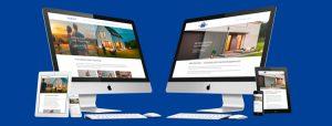 Zwei neue Websites für MRA Wohnbau und Apolczer Immobilien