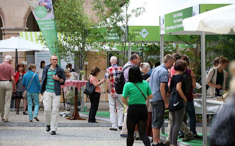 Impressionen der Bayerische Ernährungstage Erlebnistag