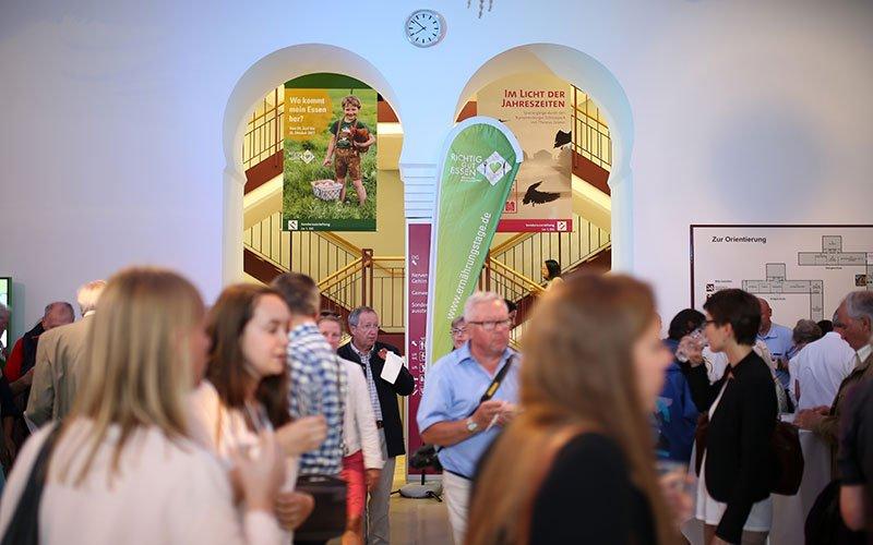 Bayerische Ernährungstage Erlebnistag mit Fotoausstellung im Museum