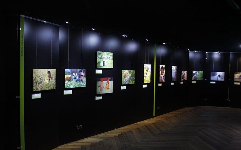 Bayerische Ernährungstage Erlebnistag Fotoausstellung Vernissage