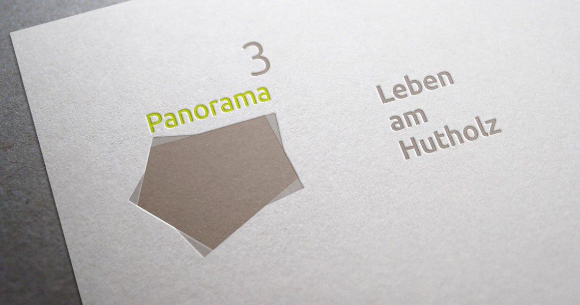 """WG """"EINHEIT"""" Logo und Claim Panorama³"""