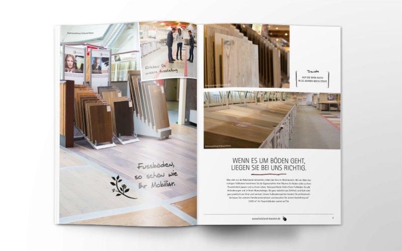 Fußböden HolzLand Köster – Katalog
