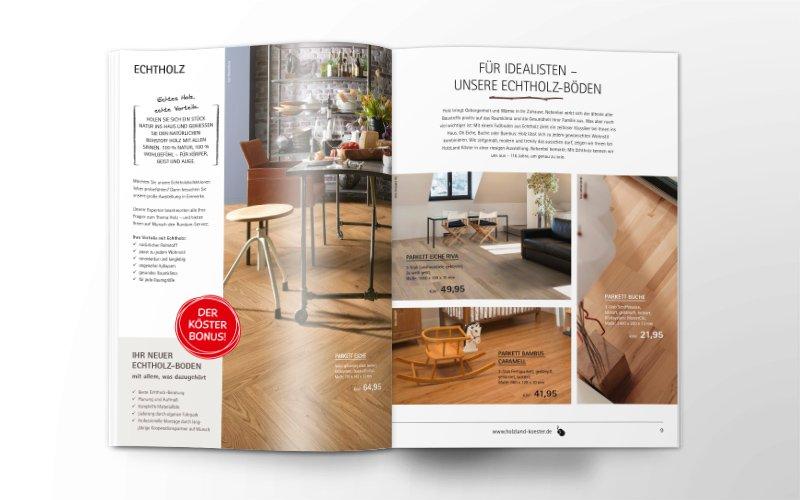 Echtholz HolzLand Köster – Katalog