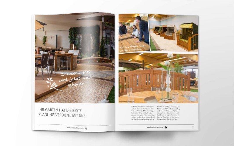 Garten HolzLand Köster – Katalog