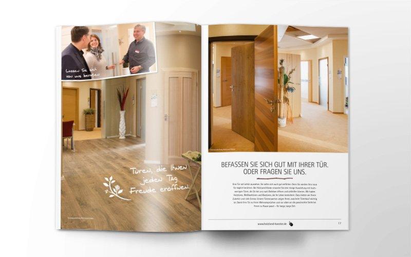 Türen HolzLand Köster – Katalog