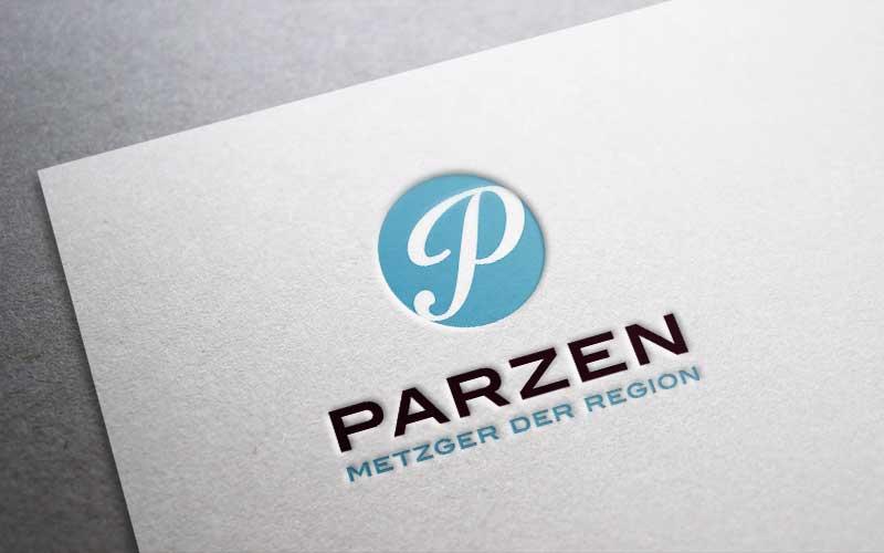 Metzgerei Parzen | Logo-Relaunch