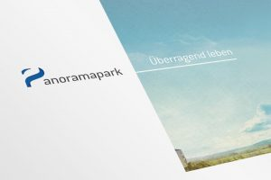 OPUS Marketing / Projekt / Panoramapark / Logo & Claim