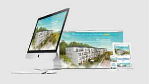 OPUS Marketing / Projekt / Panoramapark / Website