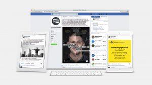 OPUS Marketing / Projekt / Karriere bei WEISS / Social Media