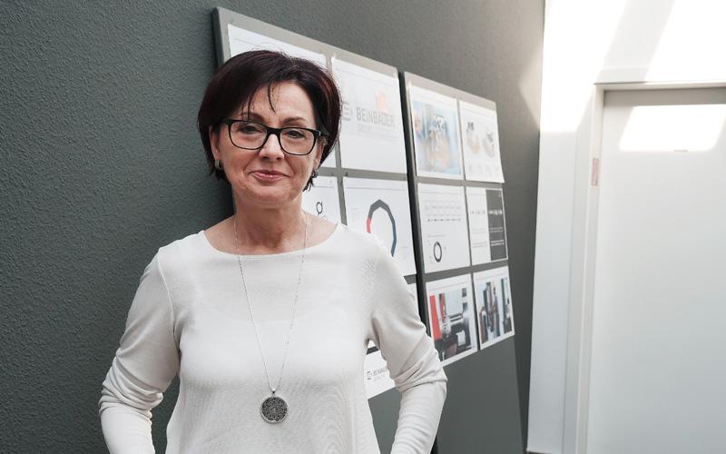 Unsere neue Kollegin Elke Günther