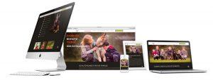 Eine responsive Website ist für verschiedene Geräte optimiert | digitale Strategie von OPUS Marketing