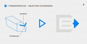 OPUS Marketing / Projekte / beinbauer group / Formensprache