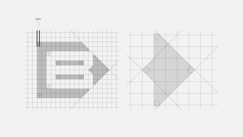 OPUS Marketing / Projekte / beinbauer group / Logo / Bildmarke