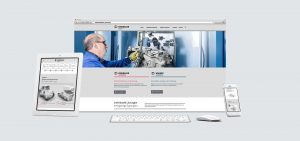 OPUS Marketing / Projekte / beinbauer group / Responsive Website
