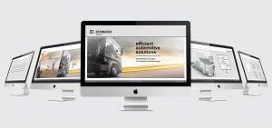 OPUS Marketing / Projekte / beinbauer group / Unternehmenspräsentation