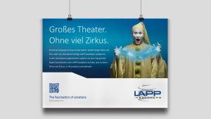 OPUS Marketing / Projekte / LAPP Insulators / Imageanzeige