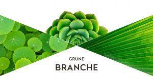 OPUS Marketing / Grüne Branche / Keyvisual