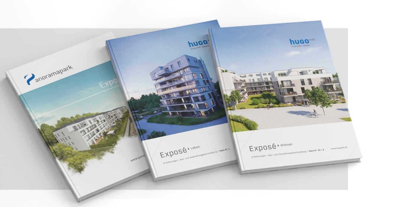 OPUS Marketing / Immobilienmarketing / Exposés